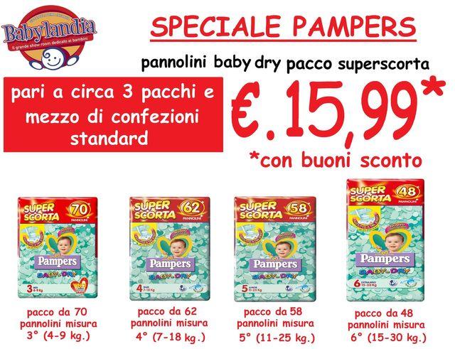 Offerte per prodotti per bambini