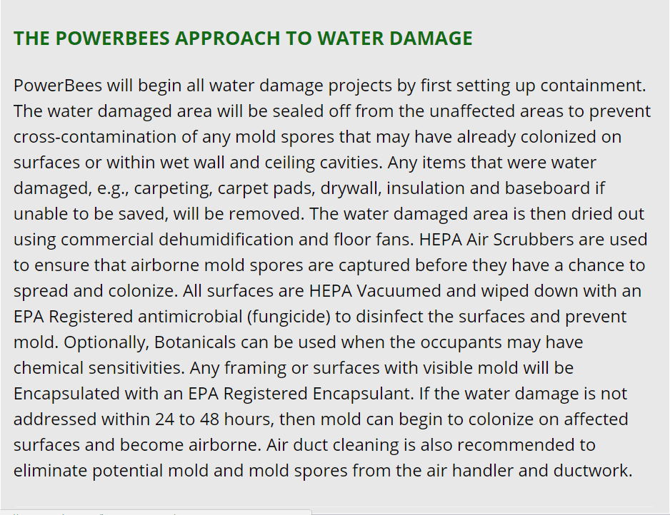 WESTBOROUGH  water damage