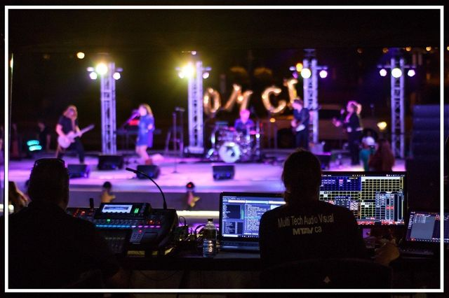 AV Production & Event Rentals and Entertainment Services