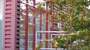 garden entry doors