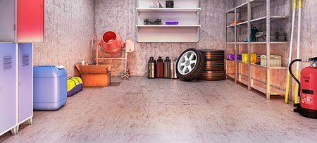 Garage And Industrial Floors Long Branch Nj Alan D Drake Inc