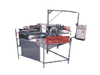 Semi-automatic multi-colour printing machines