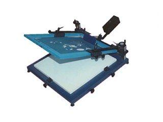 Manual printer equipment