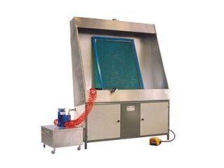 Frame cleaner unit