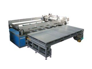 Semi-automatic printing machines for printing