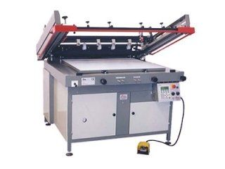 Flat-bed single-colour printing
