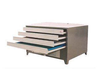 Horizontal drawer oven