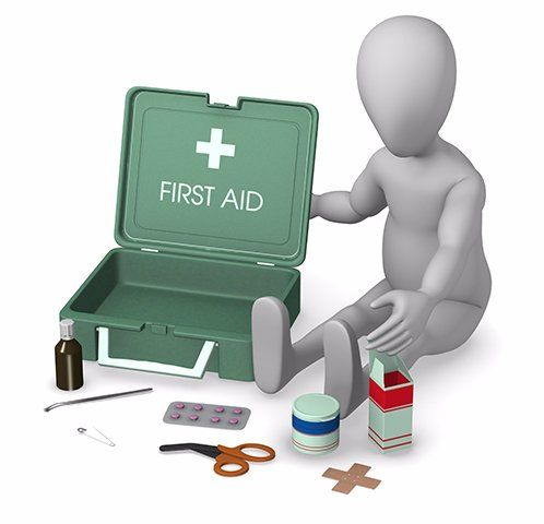 Level 2 First Aid Certificate program