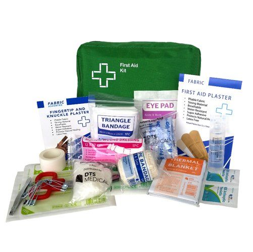 Lone Worker/Vehicle First Aid Kit – Premium