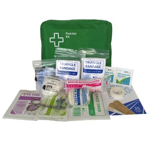 Lone Worker/Vehicle First Aid Kit – Economy