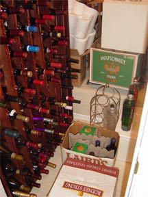 wine cellar in arkansas