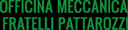 OFFICINA MECCANICA FRATELLI PATTAROZZI - LOGO