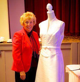 Dress designer