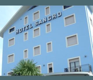hotel Sangro - la struttura