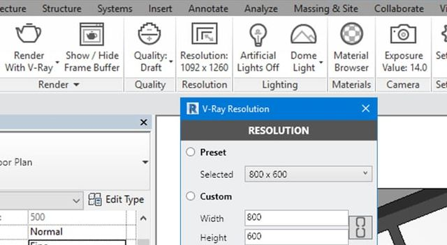 V-Ray For Revit Software | Viewlistic