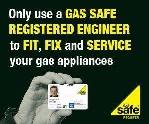 Gas Safe poster