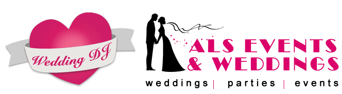 ALS Events & Weddings logo