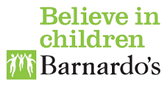 logo of Believe in children Barnardo's