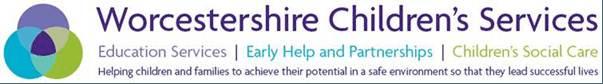 Worcestershire Children's Services logo
