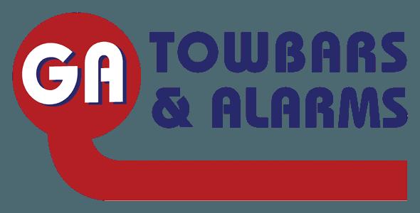 GA Towbars & Alarms logo
