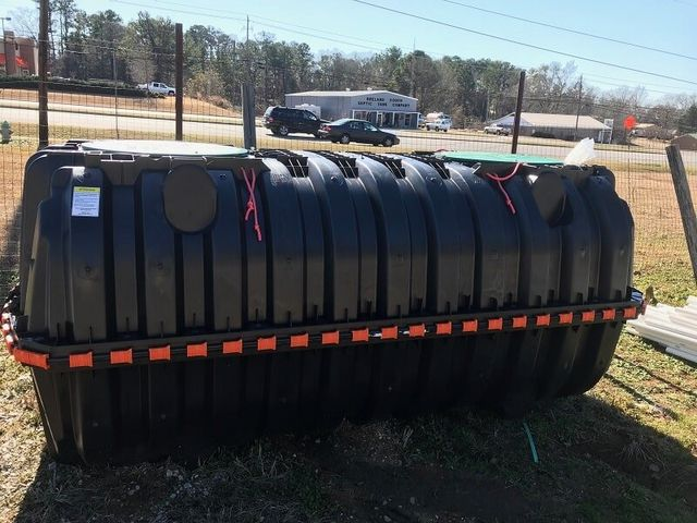 Septic Tank Installation | Tuscaloosa, AL | Spanky's Drain