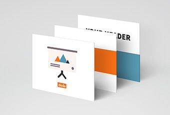 Duda Marketing Materials - Resource Center