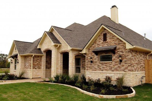 New Home Builder Bryan Tx Custom College
