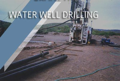 water well drilling Fort Stockton, TX