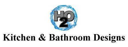 H2O Kitchen & Bathroom Designs logo
