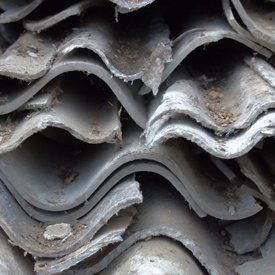 Close up of old metal that needs to be scrapped