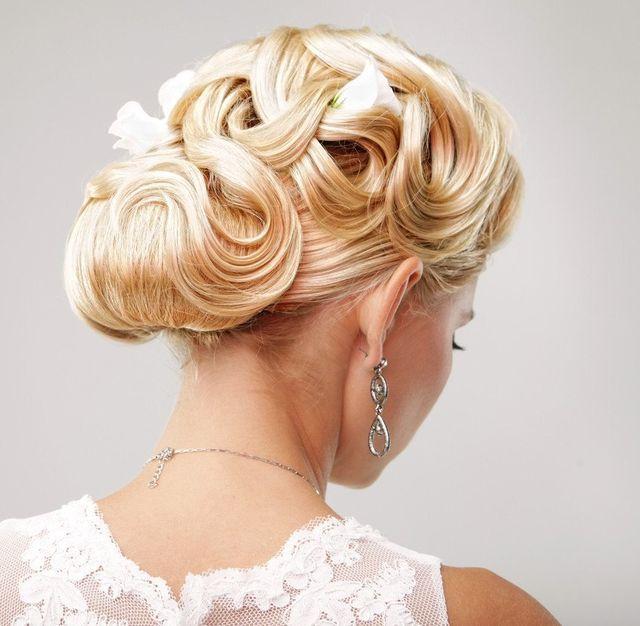 Bridal hair stylists