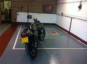 Motorcycle MOTs - Wootton Bassett, Swindon - Bassett Garage - Motorbike MOTs