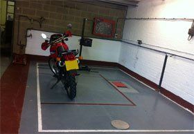 MOT centre - Wootton Bassett, Swindon - Bassett Garage - Motorcycle MOTs