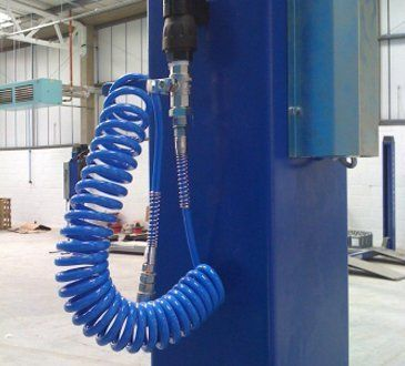 air system wiring