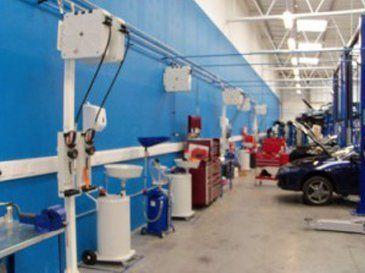 workshop equipment repair centre