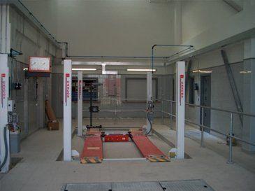 vehicle lift centre