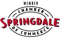 Member of the Springdale Chamber of Commerce