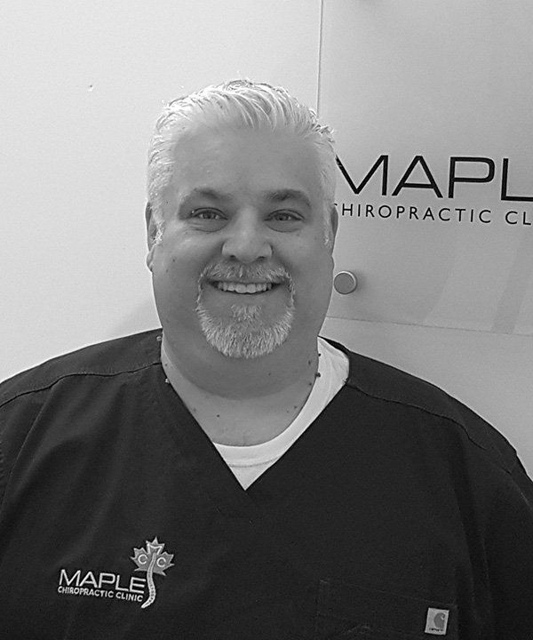 Ken, Maple Chiropractic Clinic, Stevenage