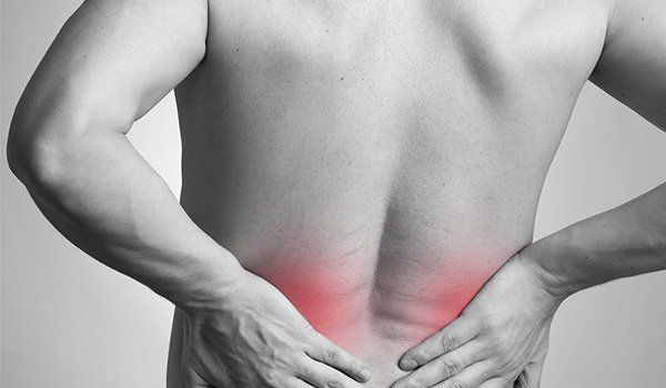 General Back Pain, Maple Chiro Clinic, Stevenage
