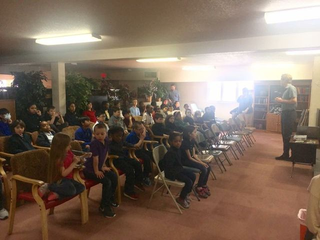 Memorable public speaking events sponsored by The Libby Group for Alaska Junior Academy