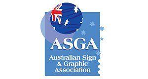 centre state signs asga logo