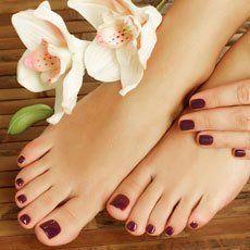 Luxurious nail treatments