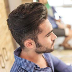Men's hairdressers
