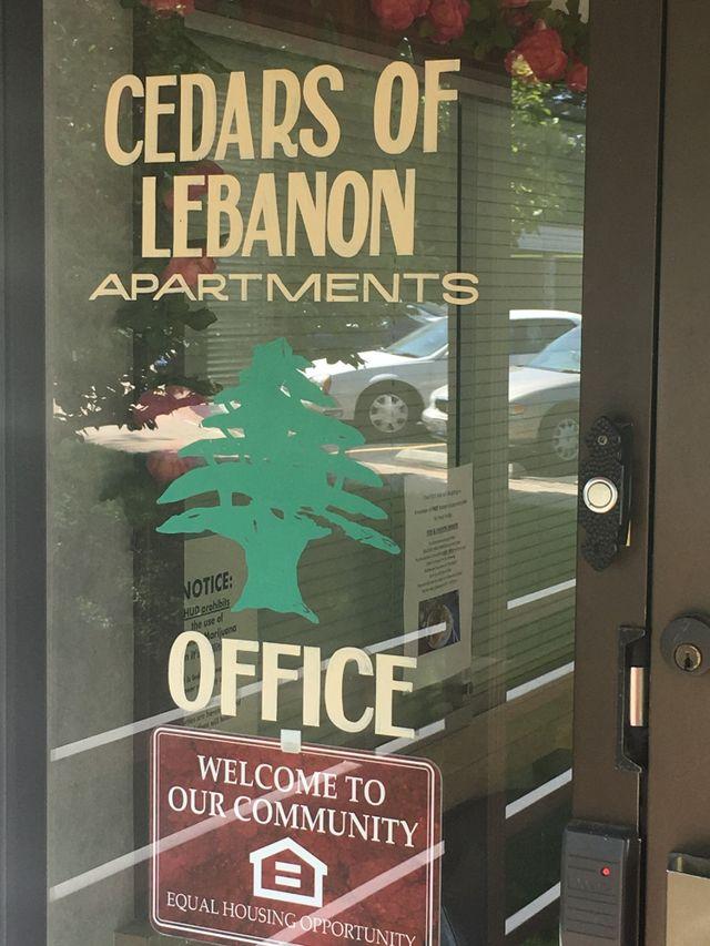 Apartment Complex - Peoria, IL - Cedars of Lebanon