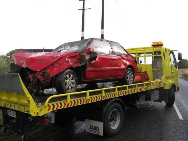 Vehicle salvage in Palmerston North