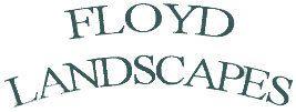 Floyd Landscapes Logo
