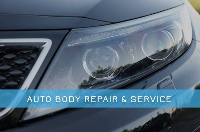 Car Body Repair in South San Francisco, CA - Auto World Collision