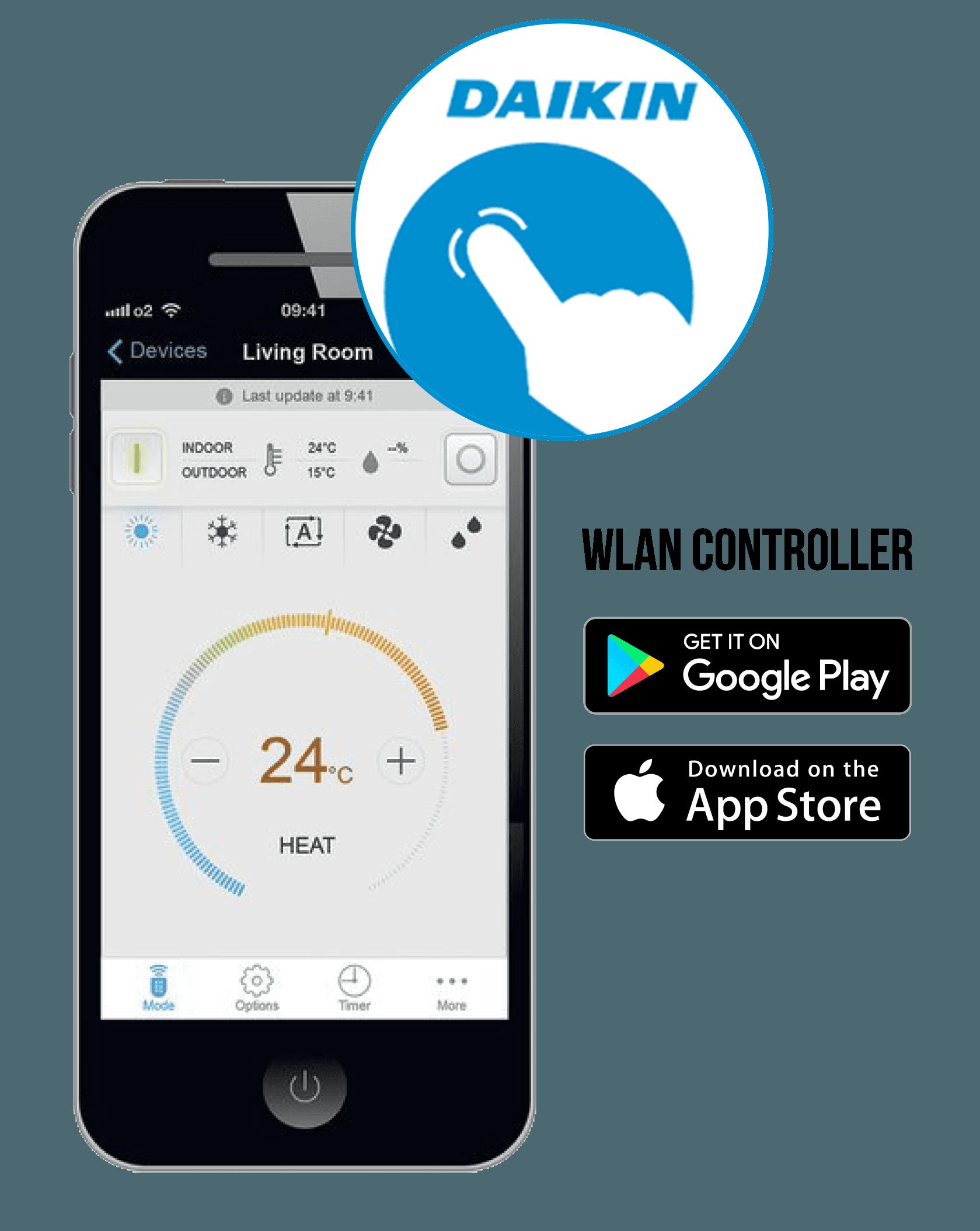 applicazione mobile by Daikin