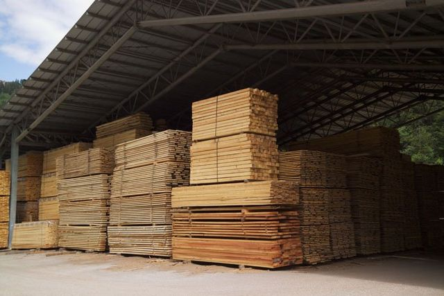 cut-to-length timber