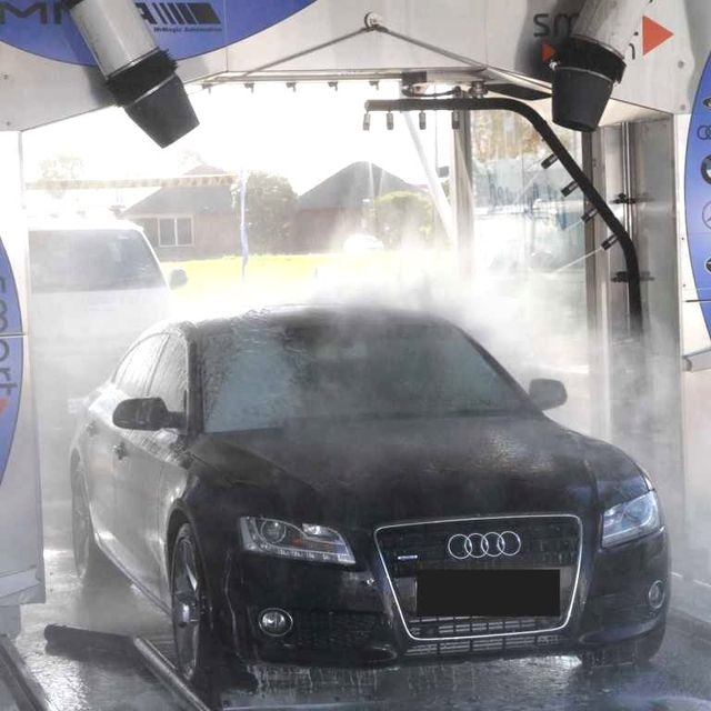 Big Bucket Car Wash